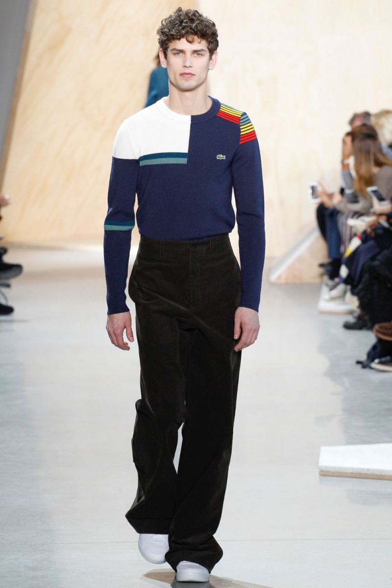 Lacoste Ready to Wear FW 2016 NYFW (26)