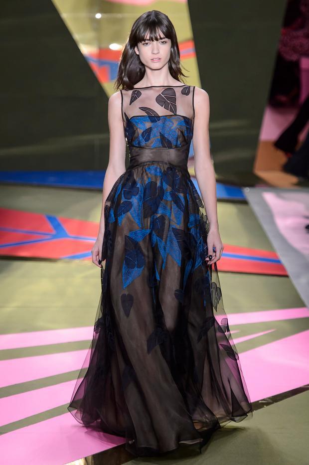 Lela Rose Ready to Wear FW 2016 NYFW (12)