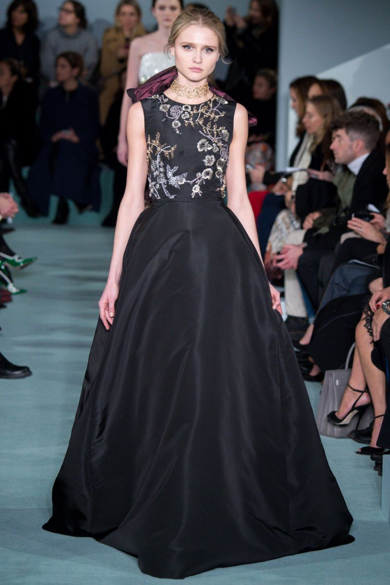 Oscar de la Renta Ready to Wear FW 2016 NYFW (32)