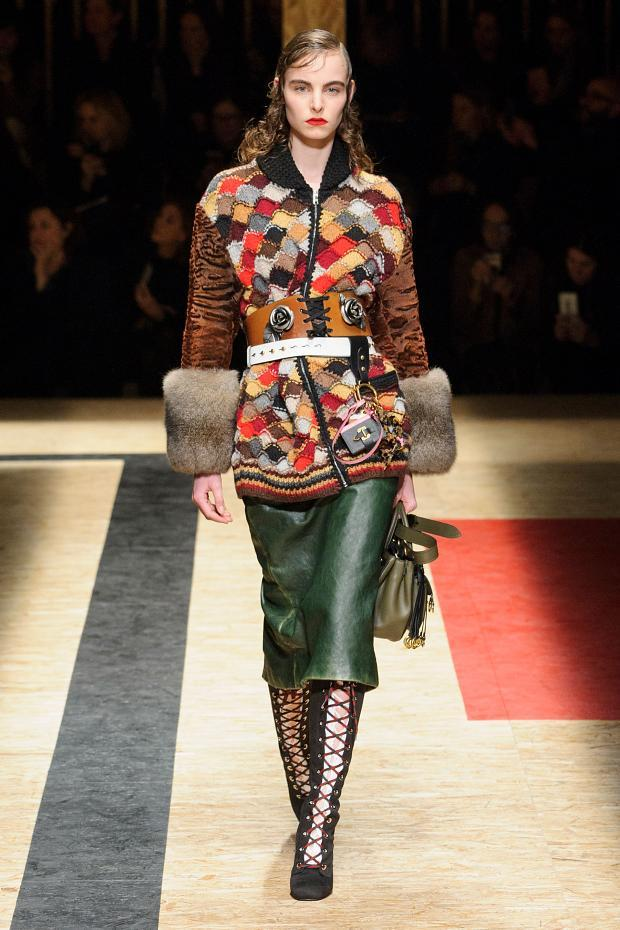 Prada Autumn Ready to Wear FW 2016 MFW (12)