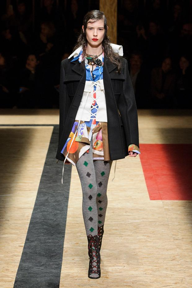 Prada Autumn Ready to Wear FW 2016 MFW (2)