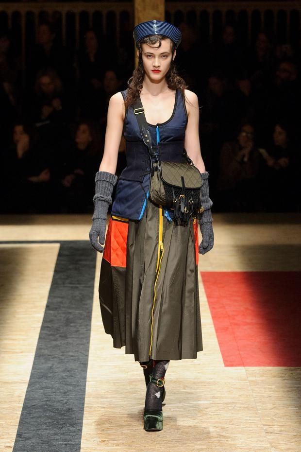 Prada Autumn Ready to Wear FW 2016 MFW (28)
