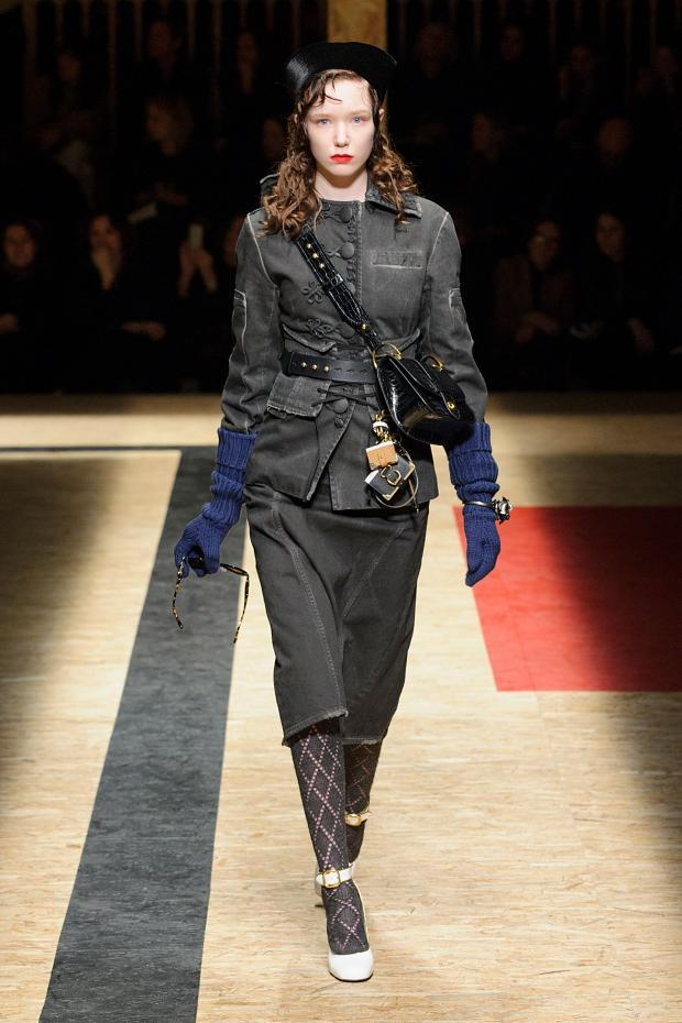 Prada Autumn Ready to Wear FW 2016 MFW (37)