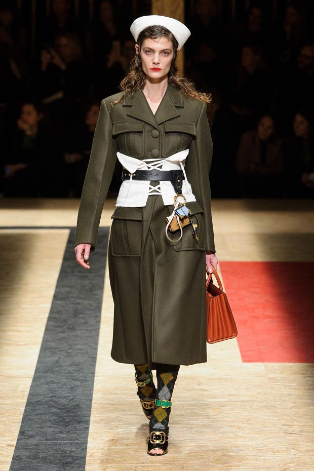 Prada Autumn Ready to Wear FW 2016 MFW (6)