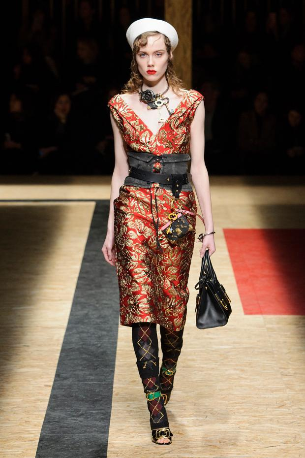 Prada Autumn Ready to Wear FW 2016 MFW (8)