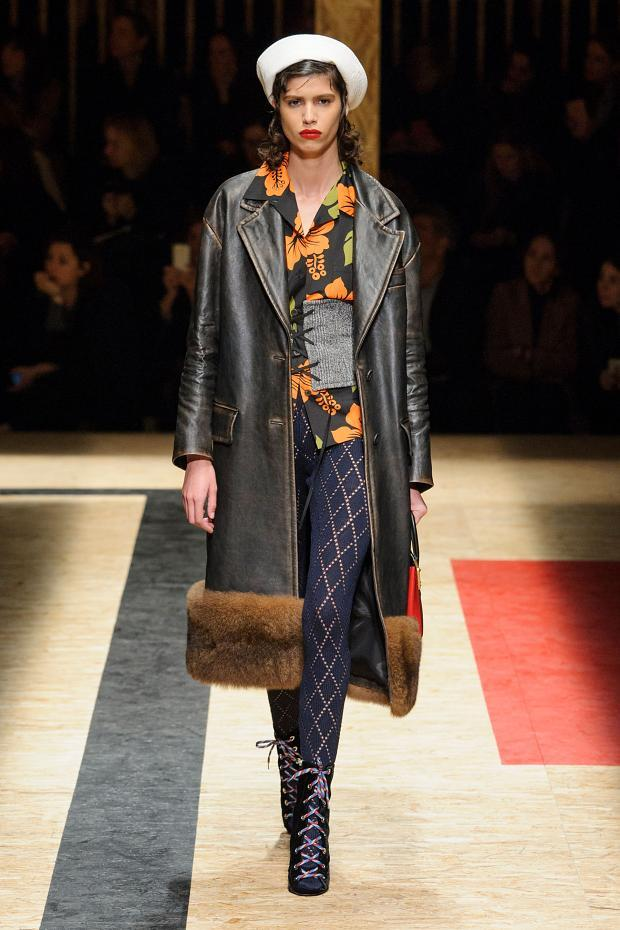 Prada Autumn Ready to Wear FW 2016 MFW (9)