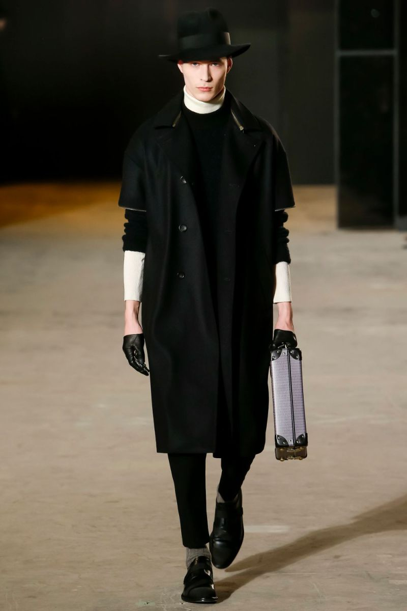 Robert Geller Menswear FW 2016 New York (1)