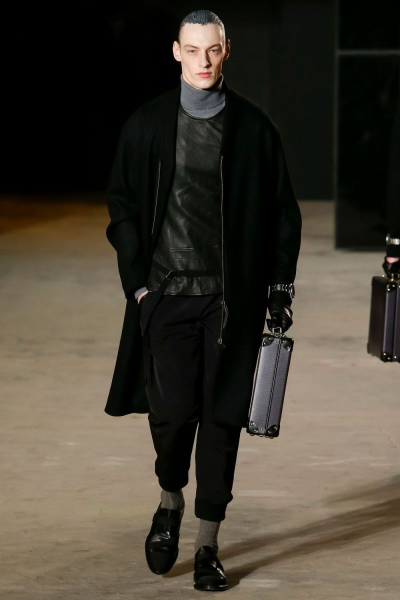 Robert Geller Menswear FW 2016 New York (3)