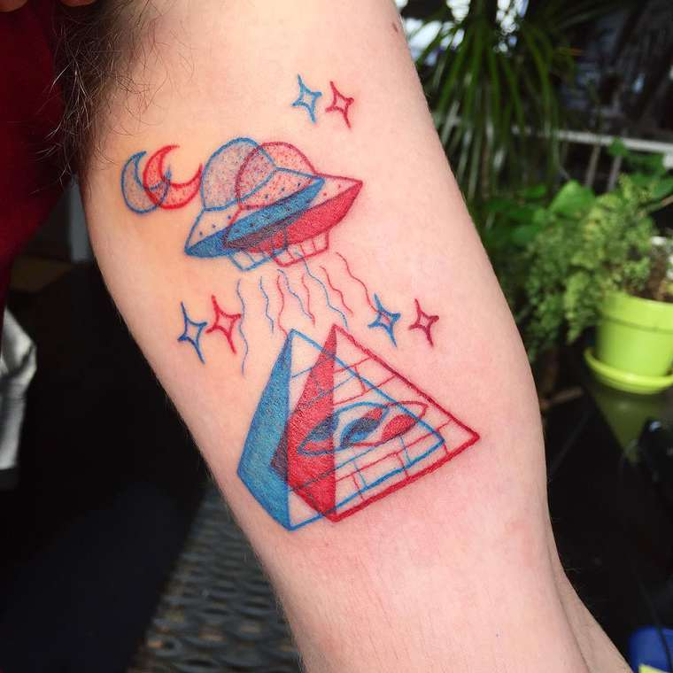 3D tattoos by Winston the Whale (8)