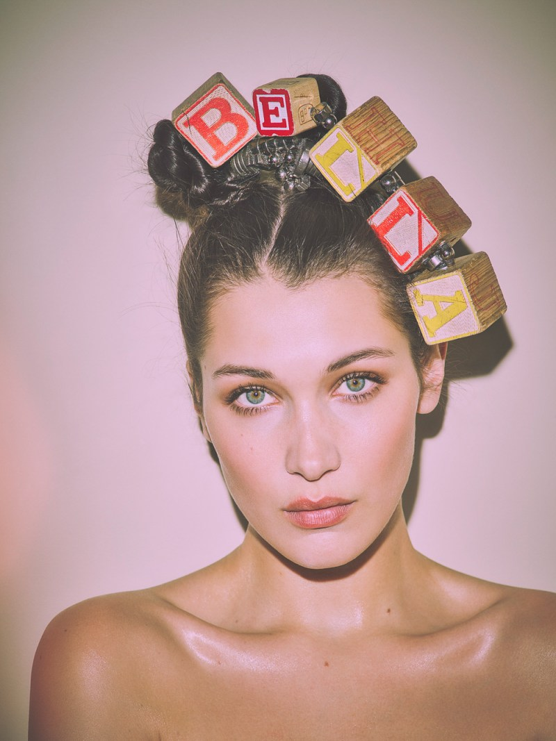 Bella Hadid by Guy Aroch (10)
