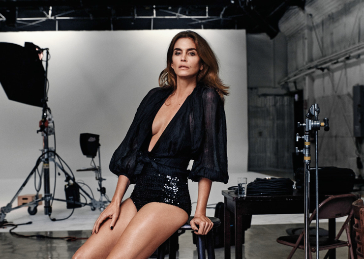 Cindy Crawford by Bryan Adams (10)