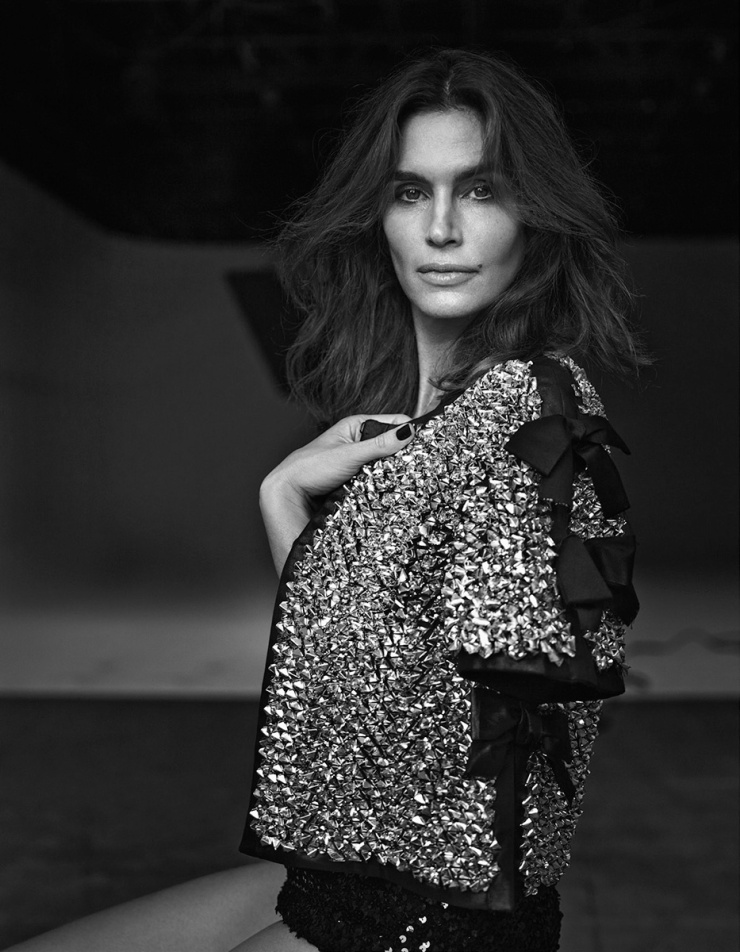Cindy Crawford by Bryan Adams (2)