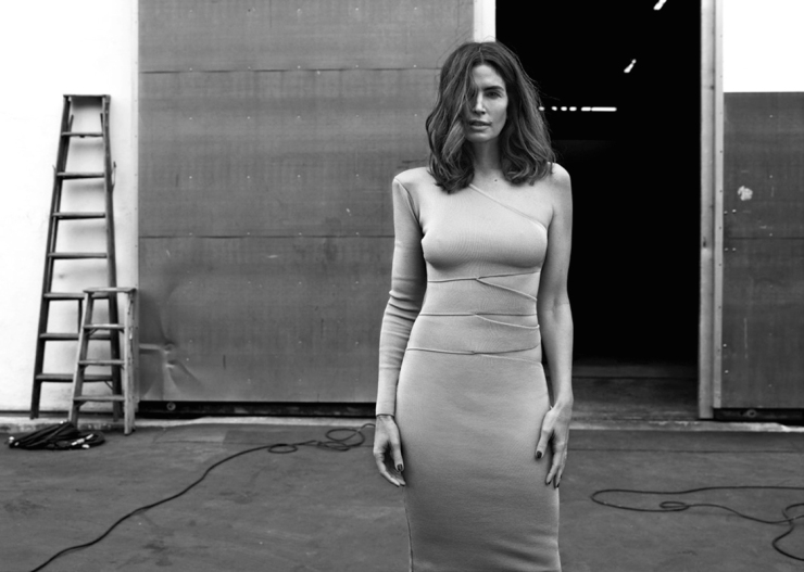 Cindy Crawford by Bryan Adams (3)