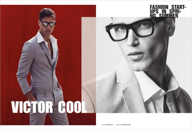 Fabio Mancini for Victor Cool SS 2016 Campaign (1)