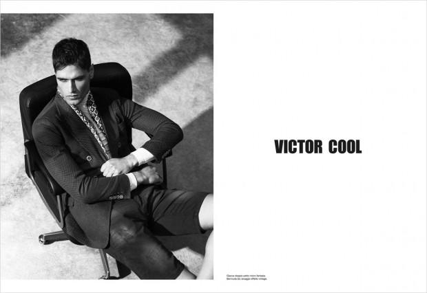 Fabio Mancini for Victor Cool SS 2016 Campaign (4)