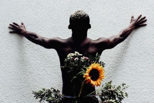 Floral Black Masculinity by Lynette Luna (5)