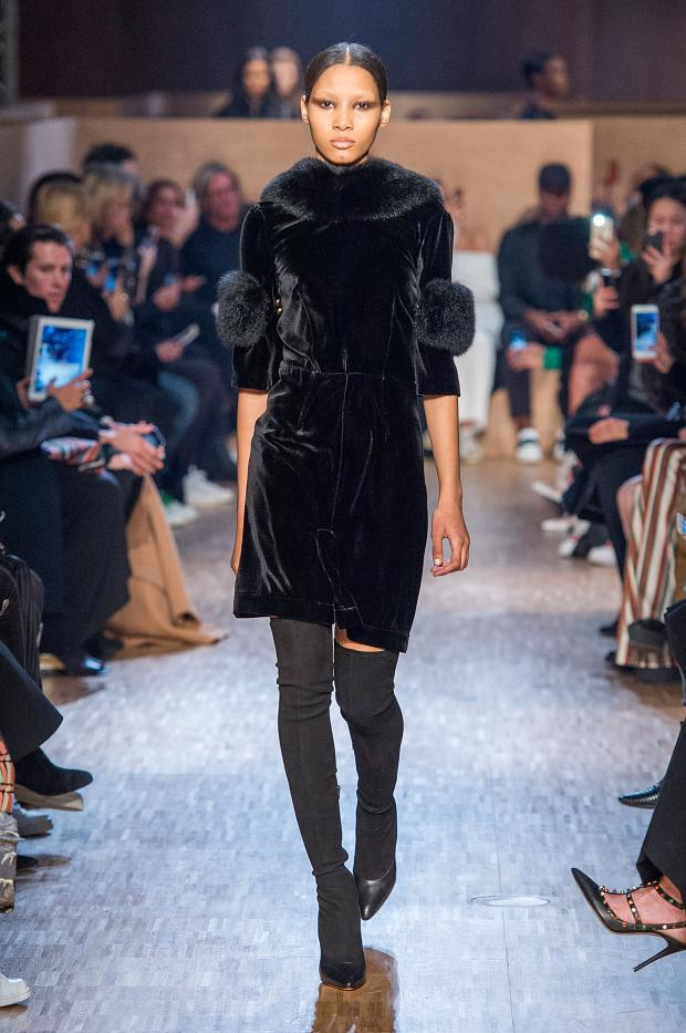 Givenchy Ready to Wear FW 2016 PFW (30)