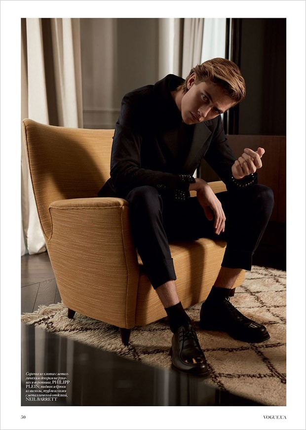 Lucky Blue Smith by Lukasz Pukowiec (3)
