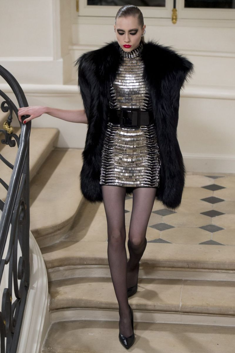 Saint Laurent Ready to Wear FW 2016 PFW (4)