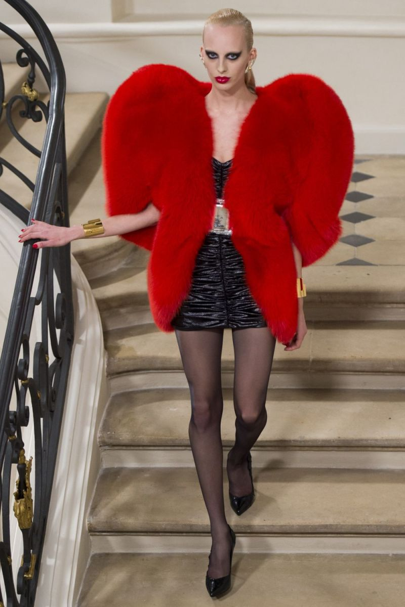 Saint Laurent Ready to Wear FW 2016 PFW (42)