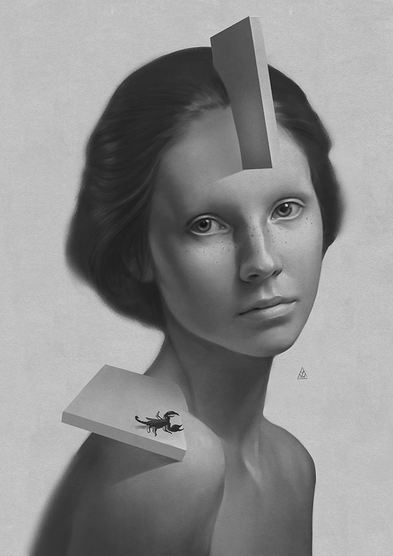Surreal Paintings by artist Aykut Aydogdu (7)