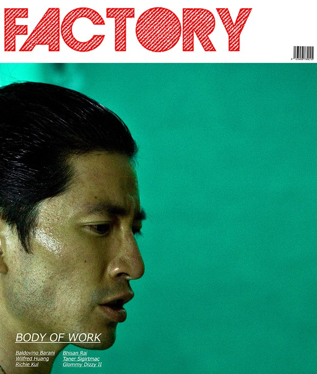 FACTORY Fanzine Issue 01, Body of Work by Baldovino Barani (3)