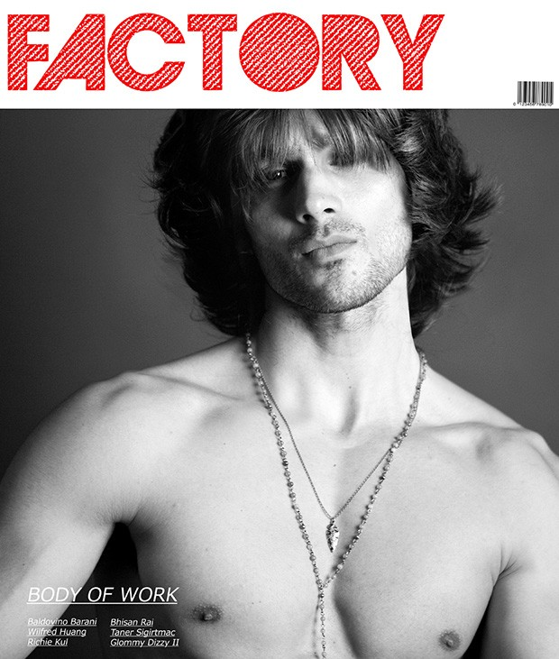 FACTORY Fanzine Issue 01, Body of Work by Baldovino Barani (8)