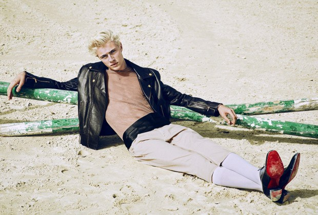 Lucky Blue Smith by Sergi Pons (7)