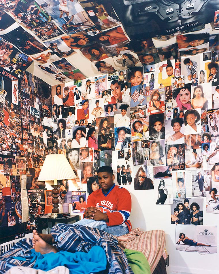 90's Teenagers in their Bedrooms (10)