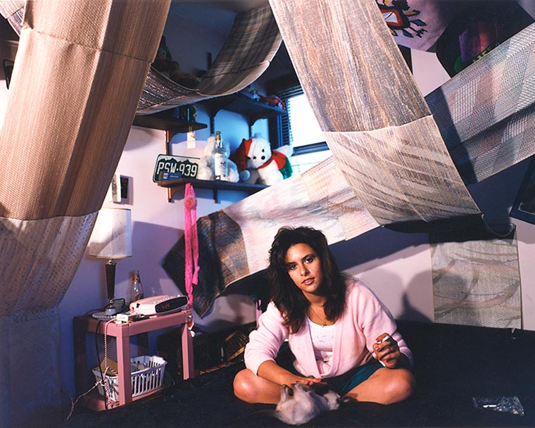 90's Teenagers in their Bedrooms (12)