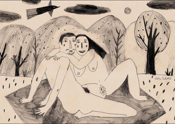 Illustrations by Inma Lorente Cháfer (2)