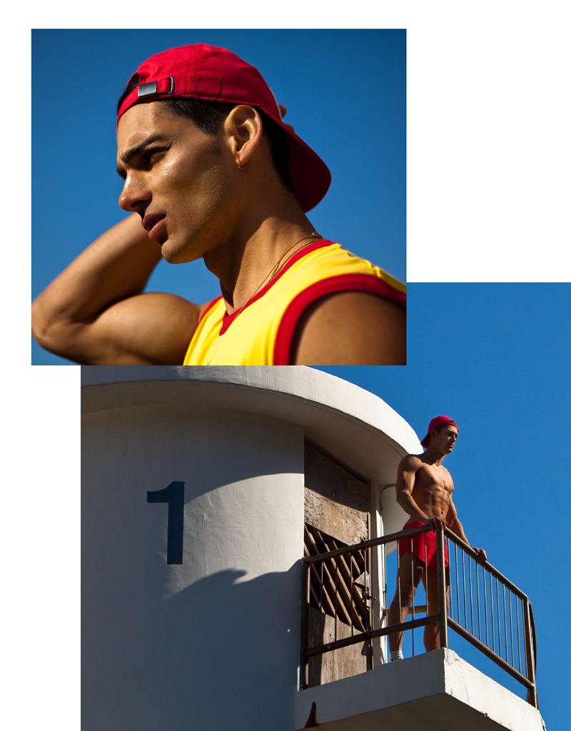 LIFEGUARD SQUAD by Baldovino Barani ft. Taner Sigirtmac, Wilfred Huang and Donovan Prince (9)