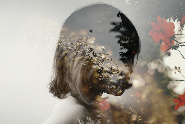 Multiple Exposure Photography by Miki Takahashi (1)