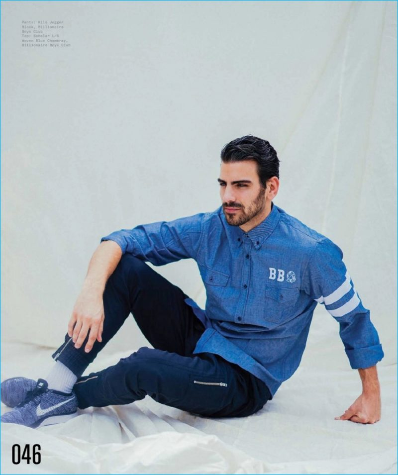 Nyle DiMarco by Andre Wiredja (2)