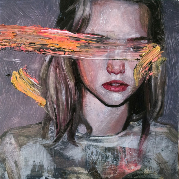 Paintings by Helene Delmaire (2)