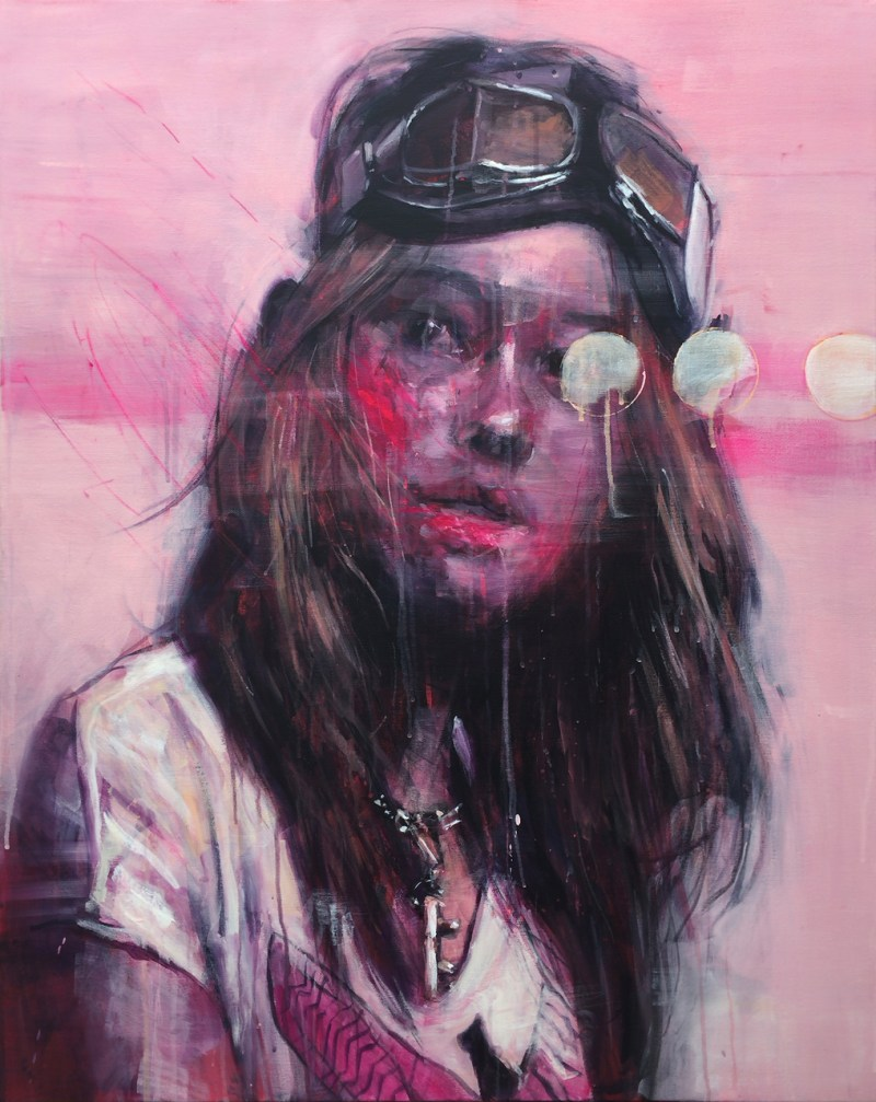 Portrait Paintings by Kim Byungkwan (1)
