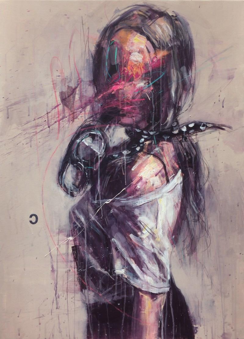 Portrait Paintings by Kim Byungkwan (4)