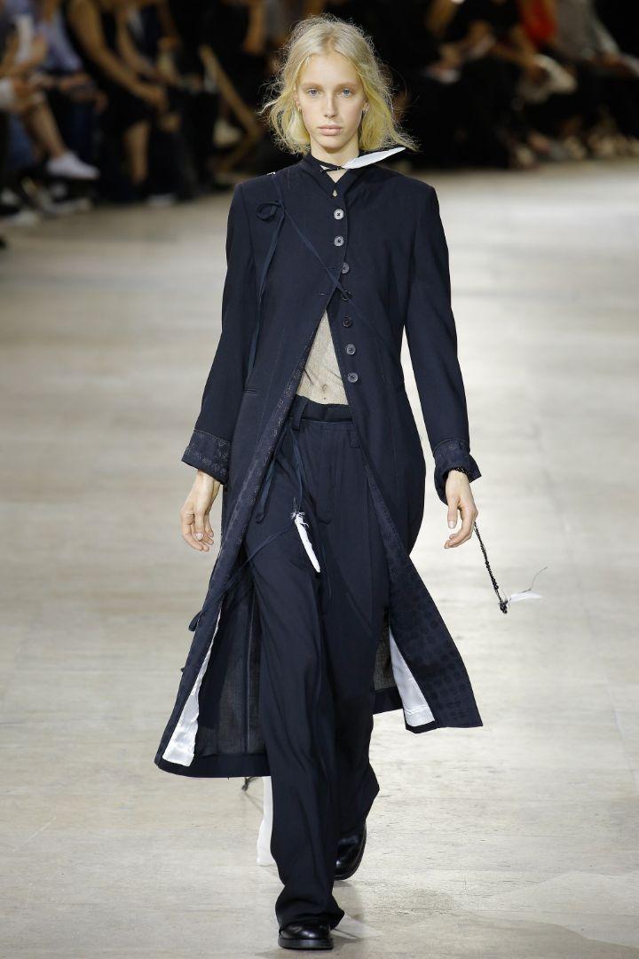 Ann Demeulemeester Menswear SS 2017 Paris (23)