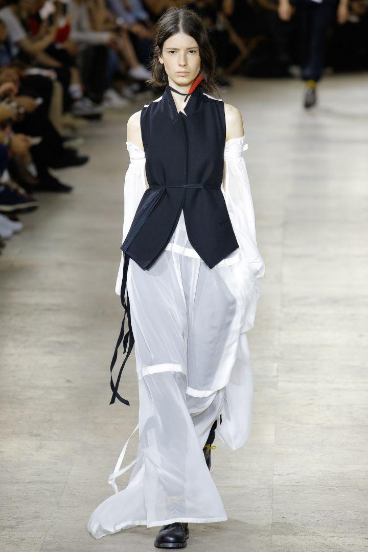 Ann Demeulemeester Menswear SS 2017 Paris (37)