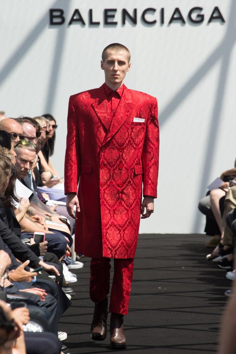 Balenciaga Menswear SS 2017 Paris (31)