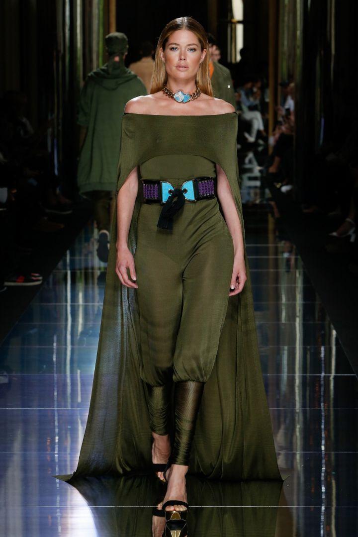 Balmain Menswear SS 2017 Paris (16)
