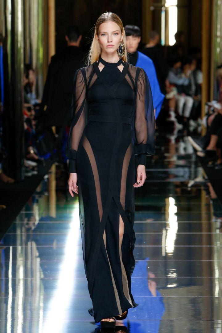 Balmain Menswear SS 2017 Paris (65)