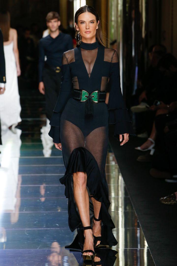Balmain Menswear SS 2017 Paris (76)