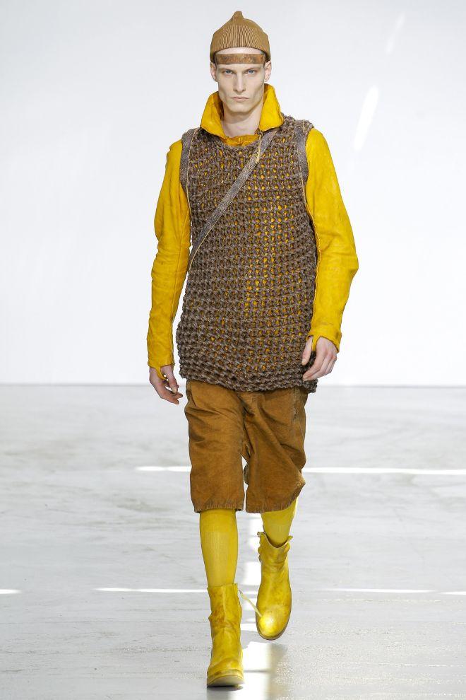 Boris Bidjan Saberi Menswear SS 2017 Paris (15)