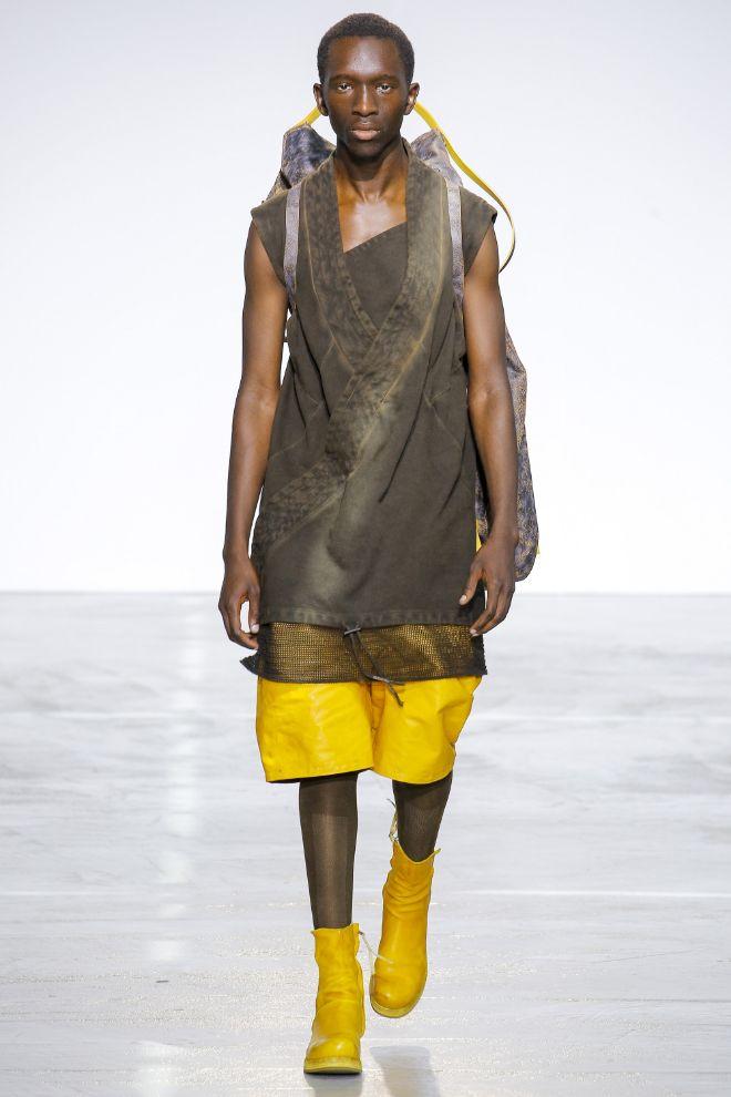 Boris Bidjan Saberi Menswear SS 2017 Paris (17)