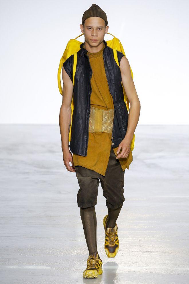 Boris Bidjan Saberi Menswear SS 2017 Paris (18)