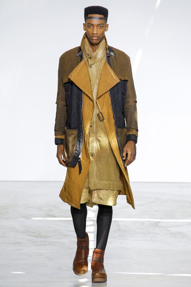 Boris Bidjan Saberi Menswear SS 2017 Paris (9)