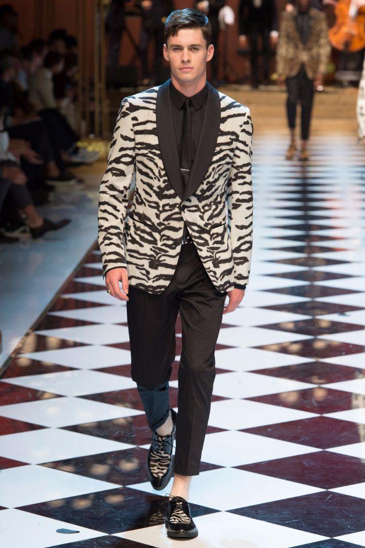 Dolce & Gabbana Menswear SS 2017 Milan (65)