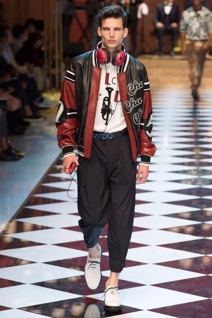 Dolce & Gabbana Menswear SS 2017 Milan (8)