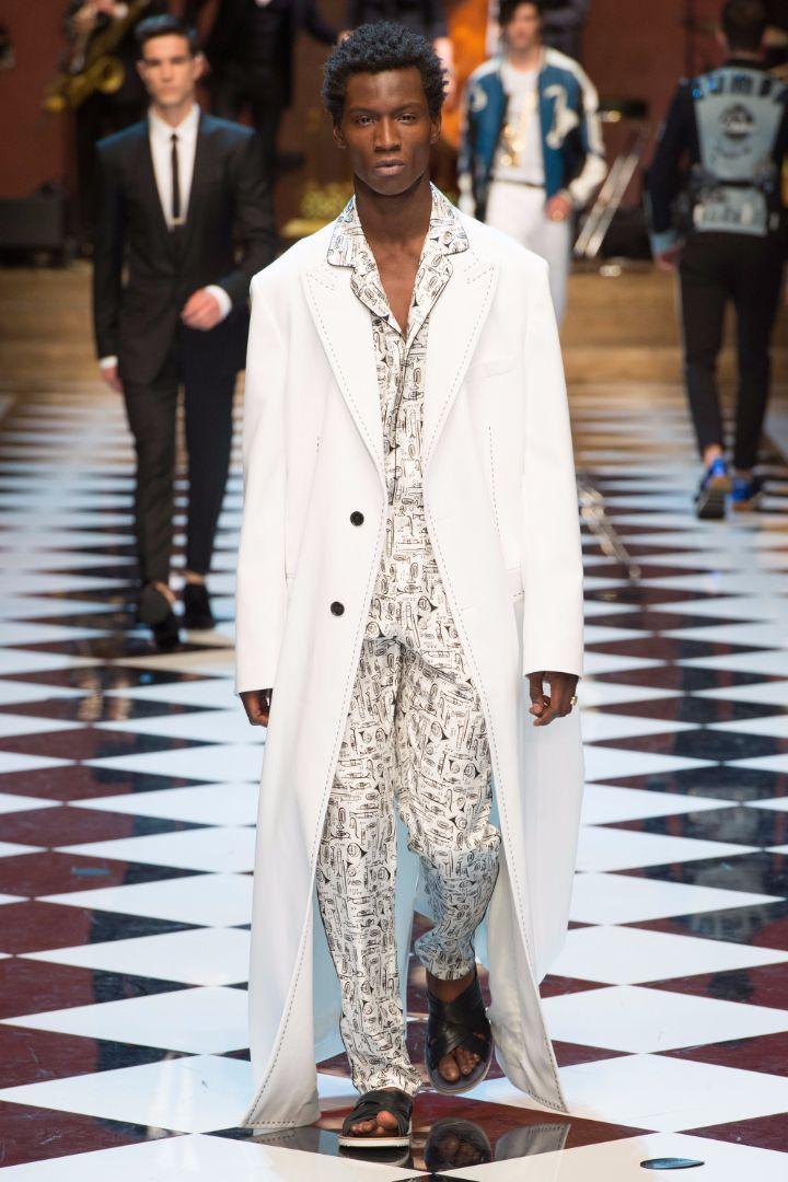 Dolce & Gabbana Menswear SS 2017 Milan (82)
